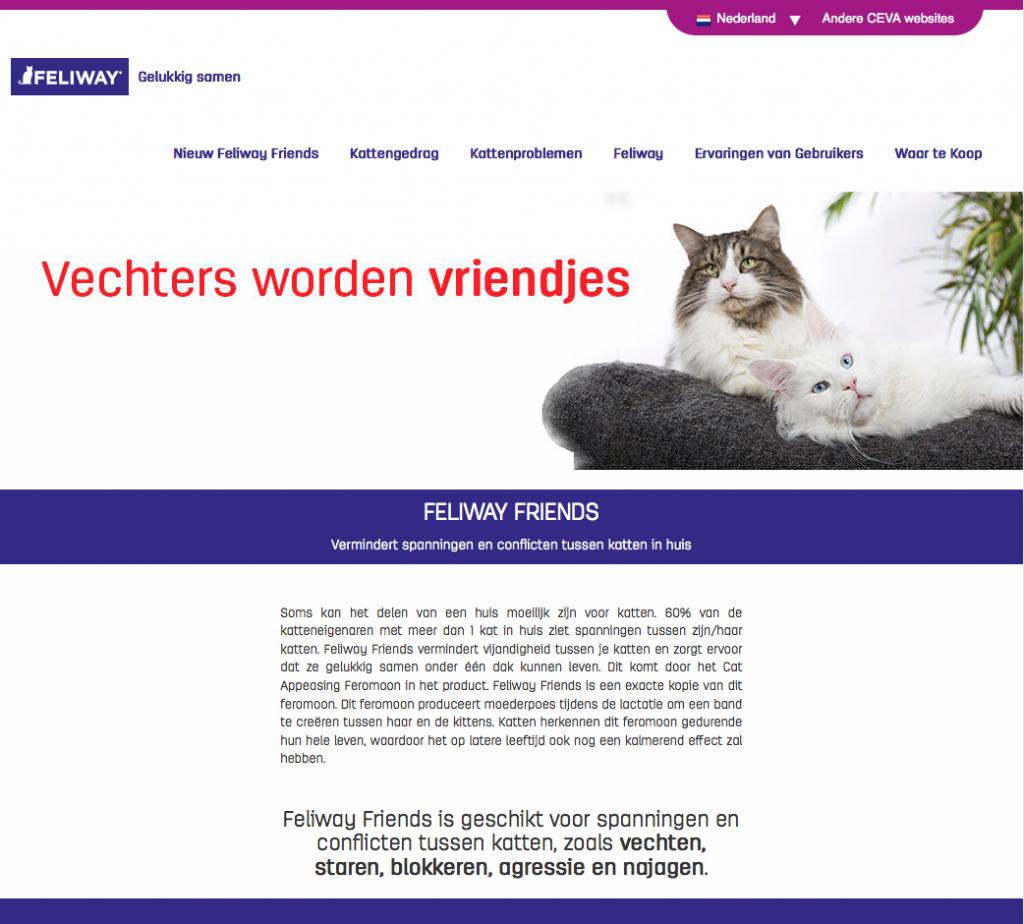 Feliway Friends Cat'chy Images productfotografie